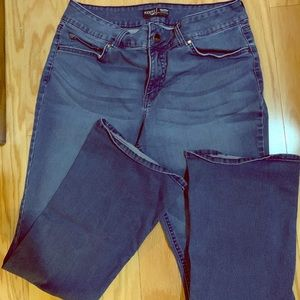Womens Size 14P Riders by Lee Bootcut Jeans